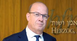 מאיר לינזן שותף מנהל ב הרצוג פוקס, צילום: נמרוד גליקמן
