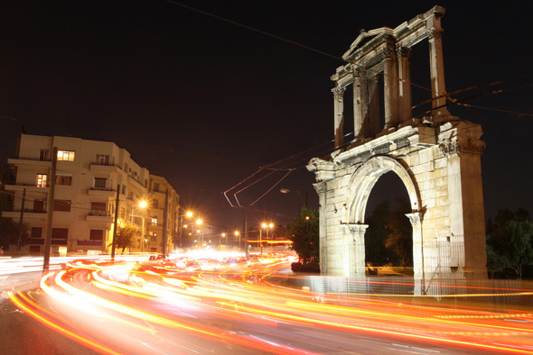 הצפירות של פיראוס, מזכירות את חיפה?