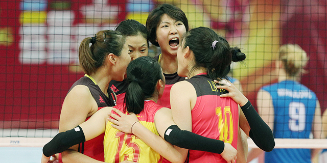 """מיליארד איש לא מספיקים: הסינים מחפשים בחו""""ל ספורטאים ממוצא סיני שיתחרו בטוקיו 2020"""