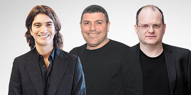 3 ישראלים  בדירוג 100 המיליארדרים בהייטק העולמי:  טדי שגיא, גיל שויד ואדם נוימן