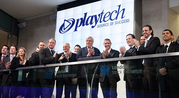 Playtech splashes €850m on big Italian bet