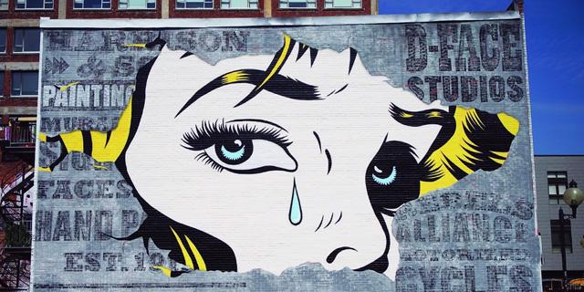 מי מכיר את האיש שבקיר? ציורי רחוב מהממים בעולם