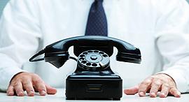 טלפון המתנה ראיון עבודה ציפייה, צילום: שאטרסטוק