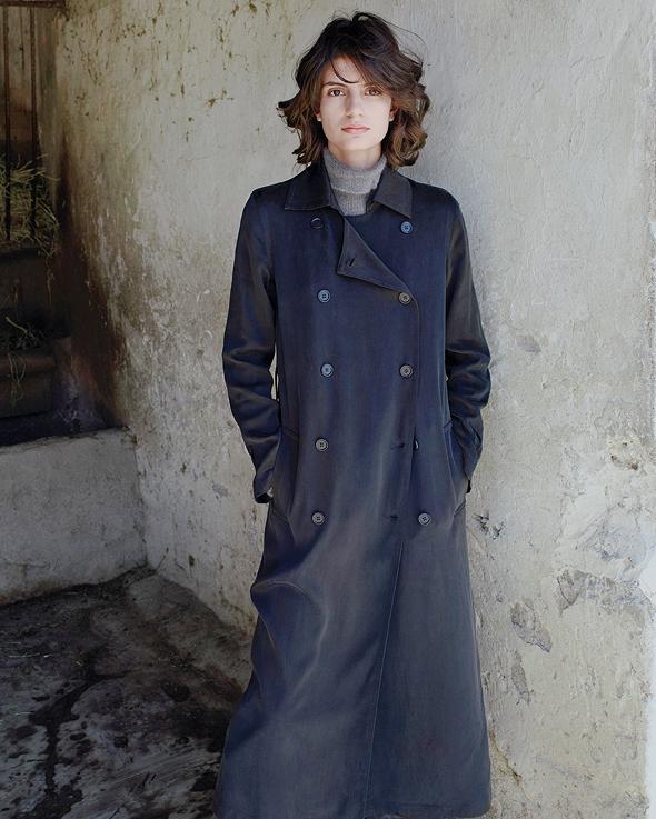 מעיל טרנץ