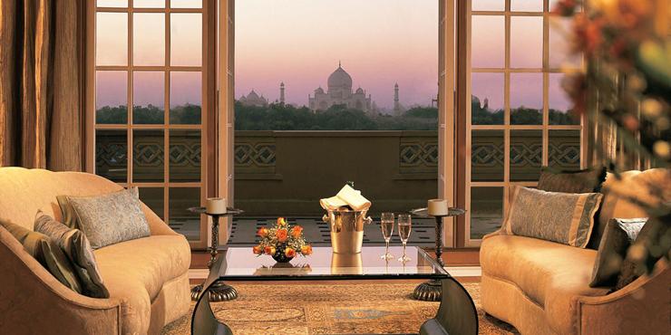 מלון Oberoi Amarvilas, אגרה, הודו