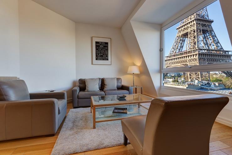 מלון Residence Charles Floquet בפריז