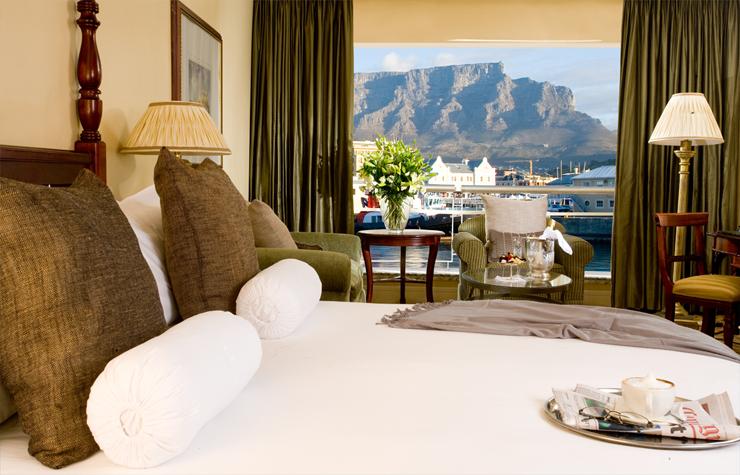 מלון Table Bay, קייפטאון, דרום אפריקה