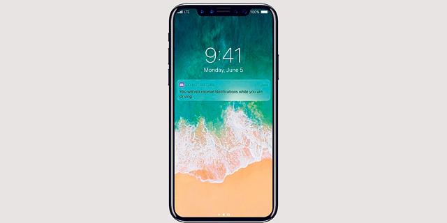 בגדי האייפון החדשים: אפל חשפה סמארטפון עילית שכולו מסך