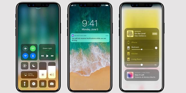 עונת התפוחים: איך ייראו שלושת האייפונים הבאים של אפל?