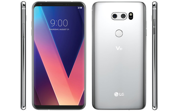 ה-V30 של LG, מועמד בולט לתואר כוכב התערוכה
