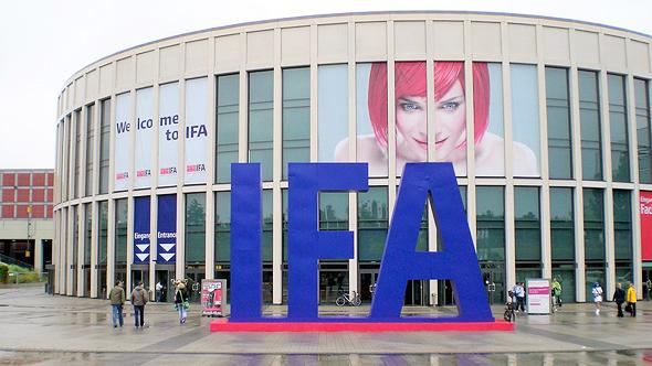 תערוכת הטכנולוגיה IFA