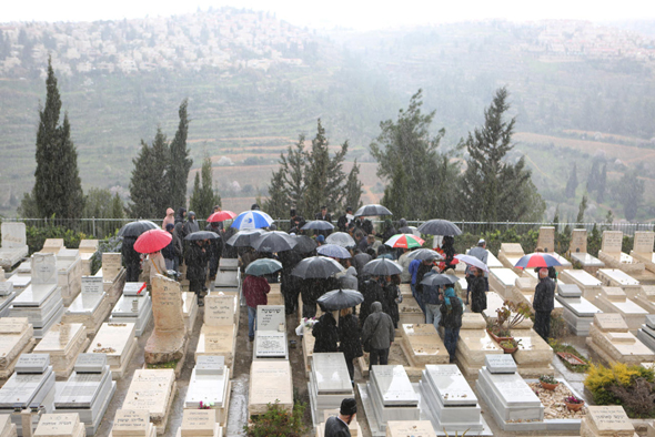 הלוויה בירושלים