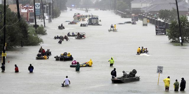נקלעתם לאסון טבע? העזרה תבוא מהפיד, לא מהממשלה
