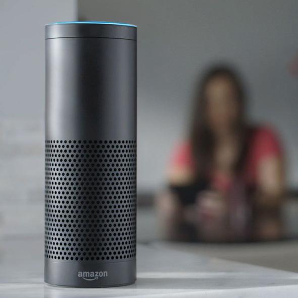 Amazon Echo. בזוס שולט ב-75% משוק הרמקולים החכמים כבר היום