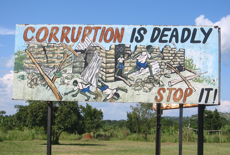 שחיתות בקניה, צילום: harvardpolitics