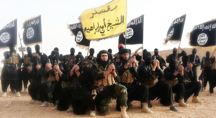 """דאע""""ש. מלחמות דת, צילום: twitter"""