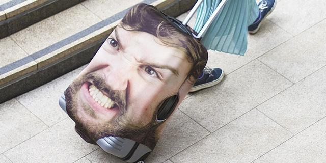 לעולם לא תאבדו שוב את המזוודה שלכם