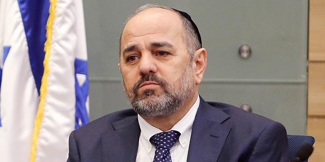 """ח""""כ יעקב מרגי, צילום: אלכס קולומויסקי"""