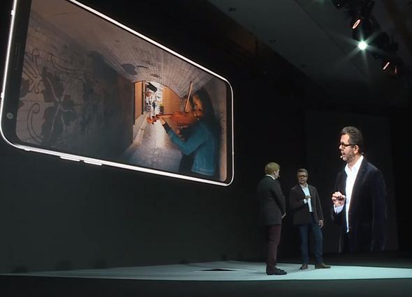 וידאו שידור חי LG 2