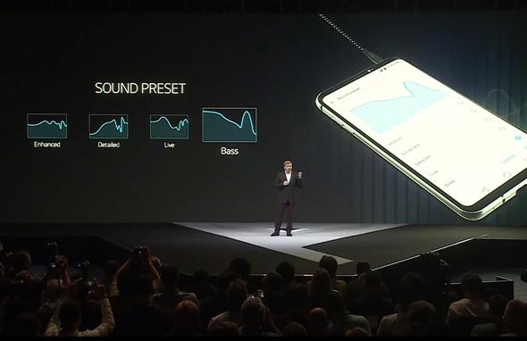 וידאו שידור חי LG 3