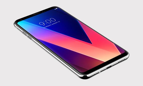 LG V30 פאבלט פאבלטים 2, צילום: LG