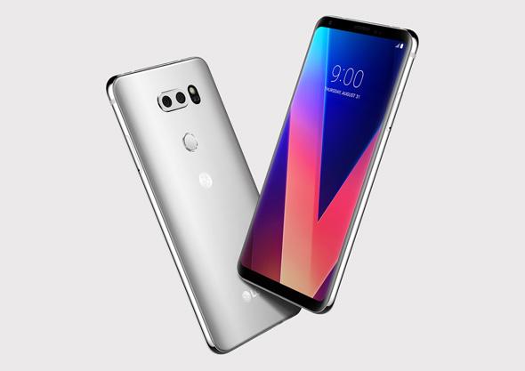 LG V30 פאבלט פאבלטים 3, צילום: LG