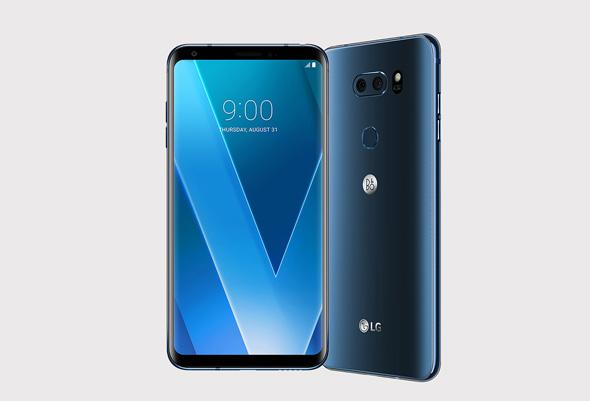 LG V30 פאבלט פאבלטים 4, צילום: LG