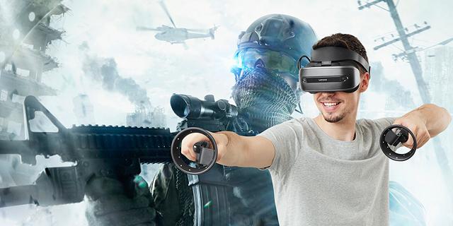 ערכת VR של לנובו