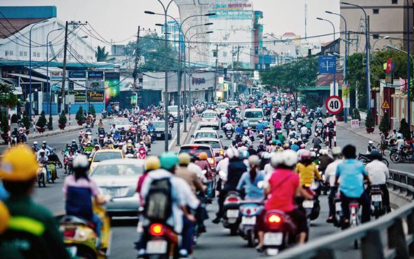 וייטנאם. במקום הראשון