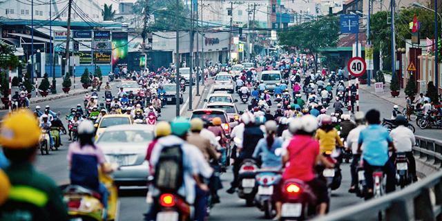 תשכחו מקטנועים: חברה בווייטנאם תשקיע עד 3.5 מיליארד דולר בייצור מכוניות זולות