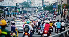 הו צ'י מין, וייטנאם, צילום: בלומברג
