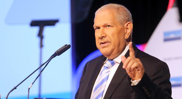 """יו""""ר בנק לאומי דוד ברודט בוועידה הכלכלית הלאומית"""