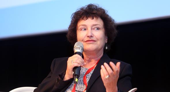 Karnit Flug, governor of the bank of Israel. Photo: Nimrod Glikman