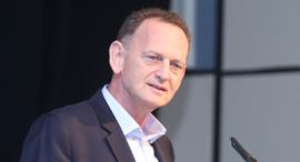הוועידה הכלכלית הלאומית 2017 יוחנן לוקר יו״ר כיל, צילום: נמרוד גליקמן