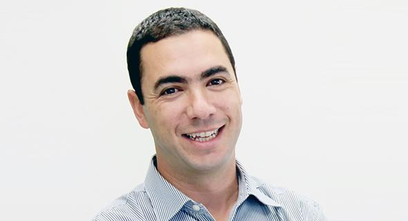 """אלעד קומיסר מנכ""""ל שטראוס קפה ישראל, צילום: שטראוס"""