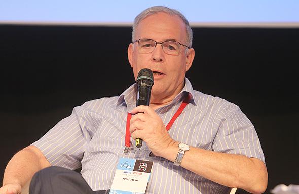 פרופ׳ יונתן הלוי, מנהל מרכז הרפואי שערי צדק