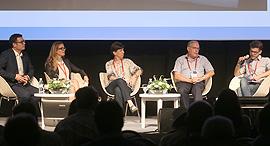 הוועידה הכלכלית הלאומית 2017 פאנל מערכת הבריאות, צילום: נמרוד גליקמן