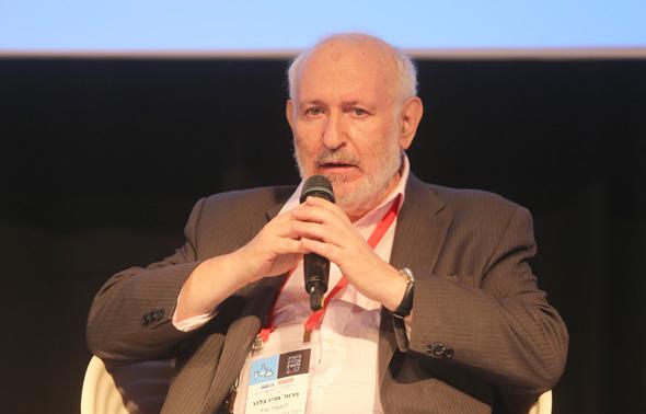 מריו בלכר, לשעבר נגיד הנבק המרכזי בארגנטינה