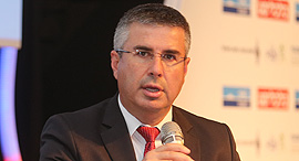 הוועידה הכלכלית הלאומית 2017 משה אשר מנהל רשות המיסים, צילום: נמרוד גליקמן