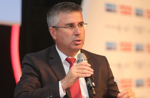 מנהל רשות המיסים משה אשר, צילום: נמרוד גליקמן