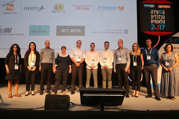השופטים והזוכים בתחרות המעסיק החברתי לשנת 2017