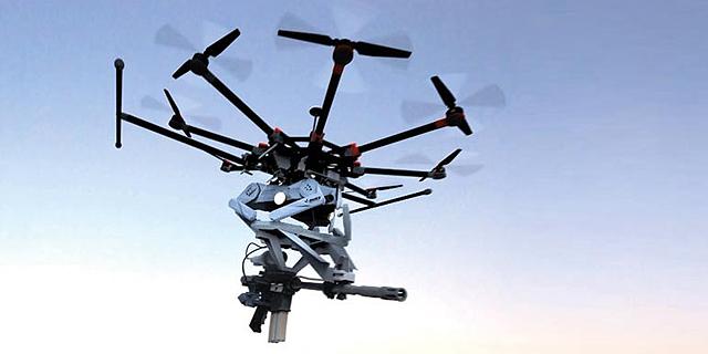 Eltel Beats Israeli Defense Contractors to IDF Drone Contract
