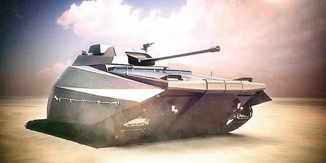 """מסוק וצוללת לא-מאוישים, טנק היברידי: הפיתוחים החדשים בדרך לצה""""ל"""