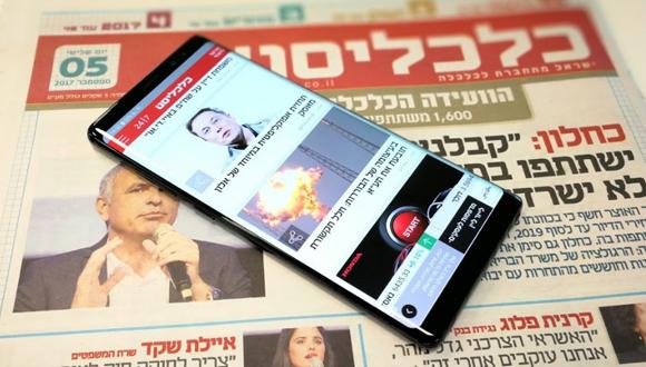 סמסונג Note 8 נוט פאבלט, צילום: רפאל קאהאן