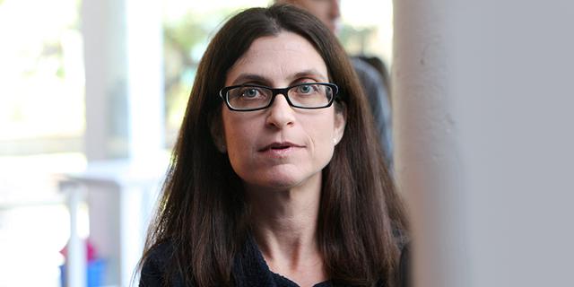 """ענת גרוס שון, מנכ""""לית חטיבת החלב, צילום: עמית שעל"""