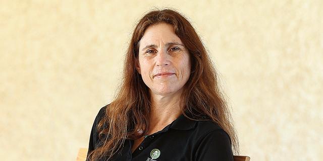 """איריס האן מנכ""""לית החברה להגנת הטבע, צילום: אלעד גרשגורן"""