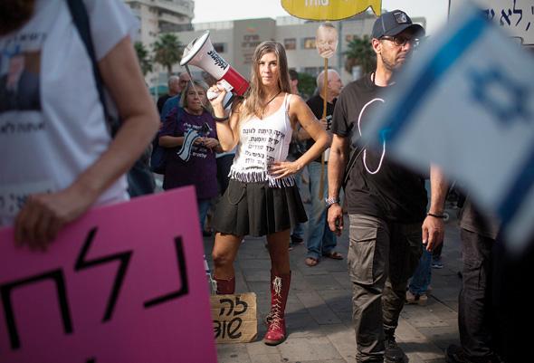 אור-לי ברלב, אקטיביסטית ועיתונאית, בת 45