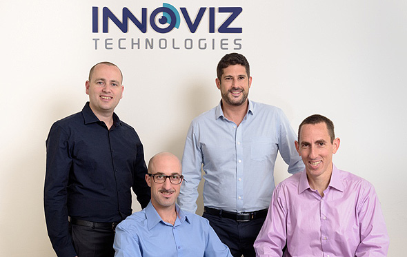 Innoviz Technologies' founding team. Photo: Innoviz