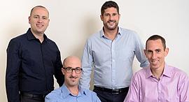 Innoviz Technologies' founding team. Photo: Innoviz