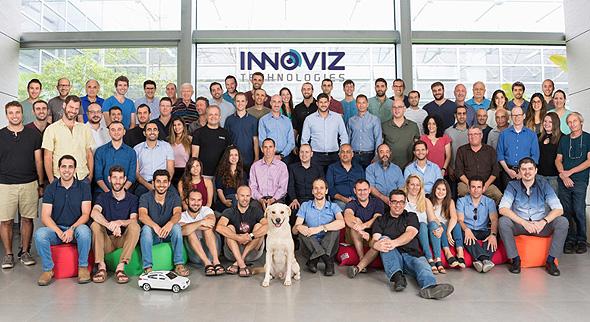 עובדי חברת Innoviz